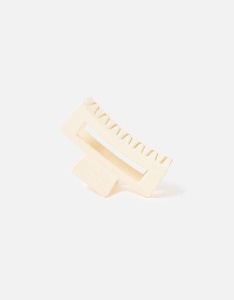Medium Rectangular Claw Clip, , large