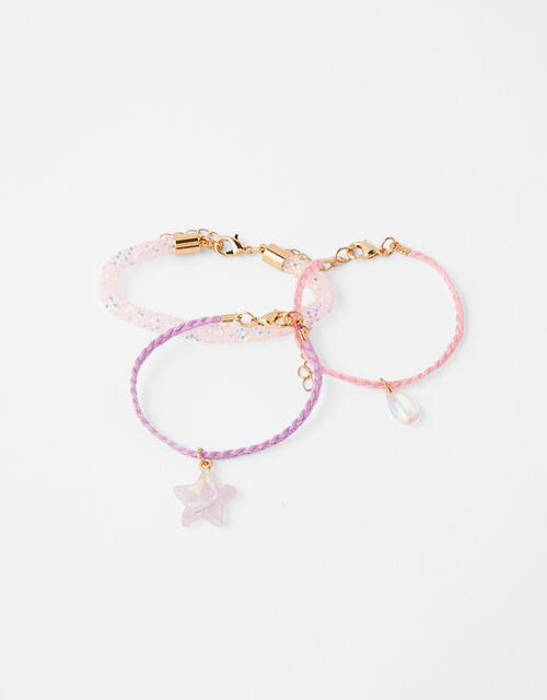 Sparkle Star Bracelet Set, , large