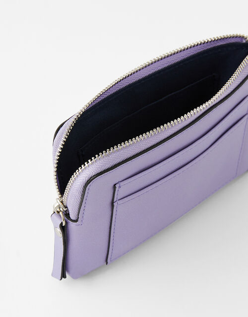 Chloe Coin and Cardholder Purse, Purple (LILAC), large