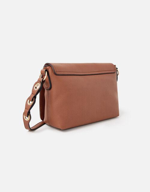 Avani Cross-Body Bag , Tan (TAN), large