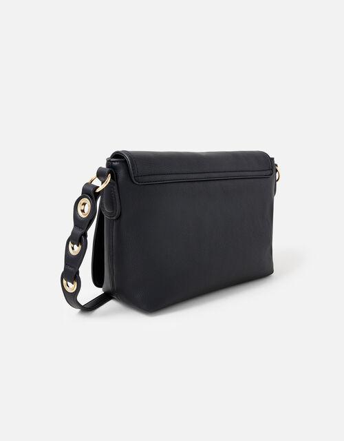 Avani Cross-Body Bag , Black (BLACK), large