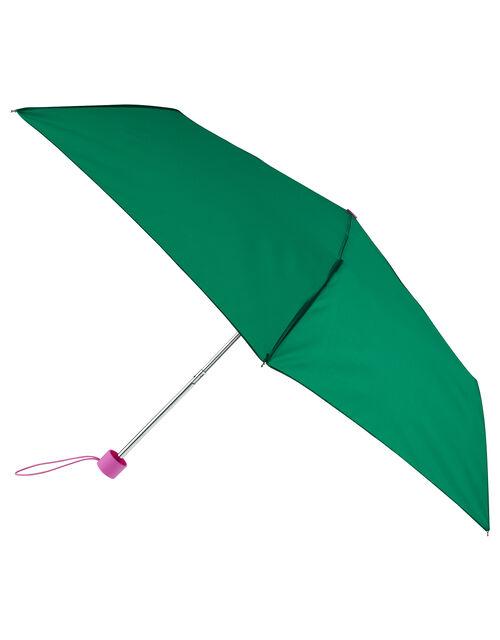 Colour Block Umbrella, Green (GREEN), large