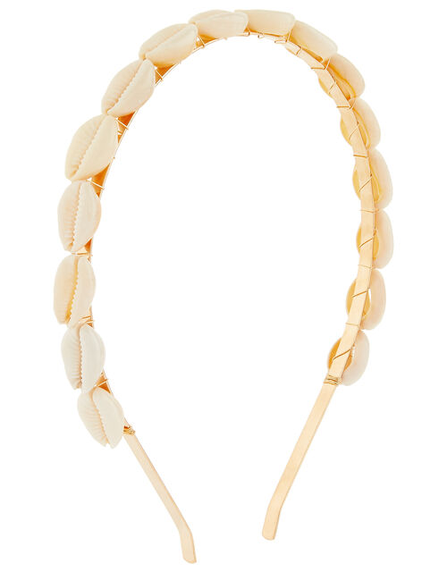Shell Headband, , large