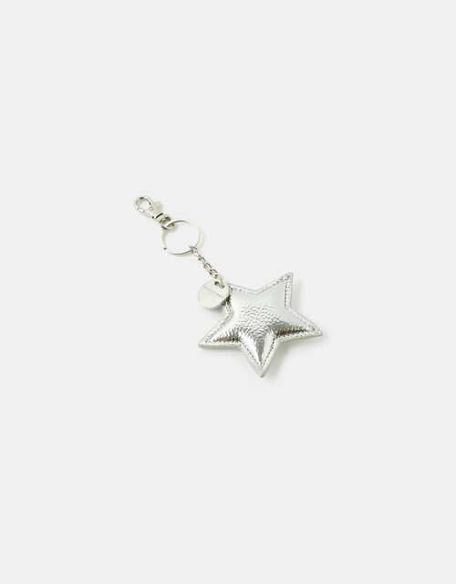 Star Keyring and Bag Charm, , large