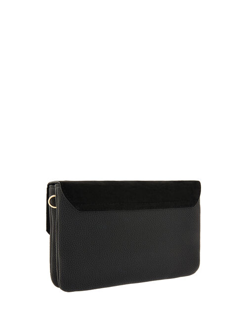 Callie Cross-Body Bag, Black (BLACK), large