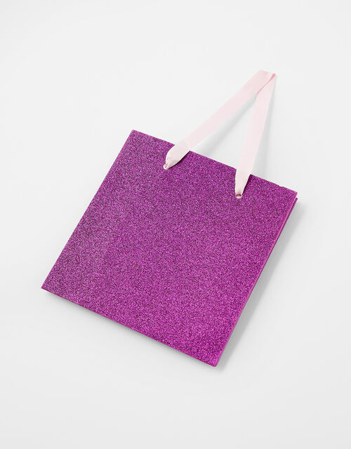 Small Gift Bag with BIOGLITTER™, , large