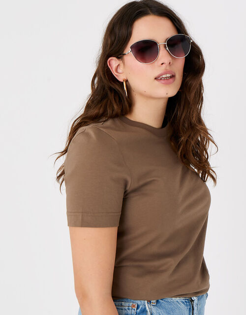 Clarissa Teardrop Sunglasses, , large