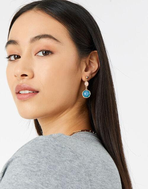 Sienna Long Drop Earrings, , large