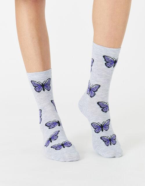 Butterfly Socks , , large