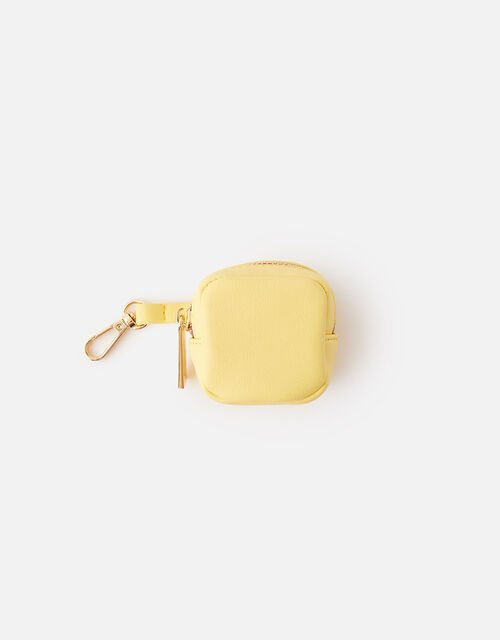 Earbud Case, Yellow (YELLOW), large