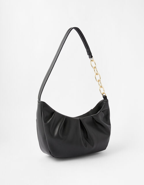 Stella Chain Strap Bag, Black (BLACK), large