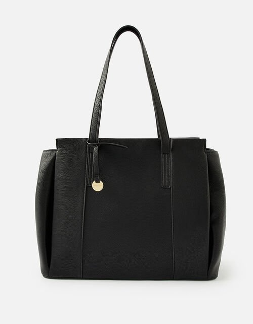 Lauren Work Bag, Black (BLACK), large