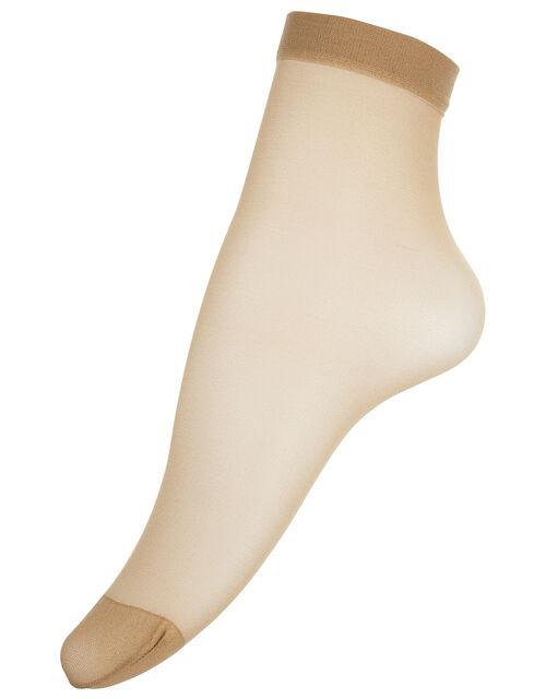 X3 Pop Socks, Nude (NUDE), large