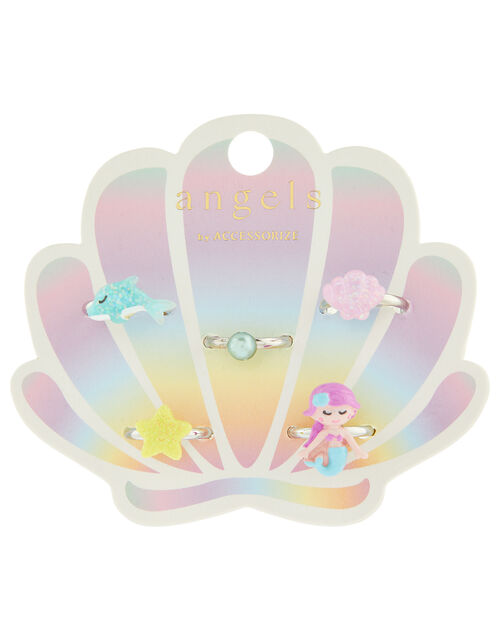 Mermaid Ring Multipack, , large