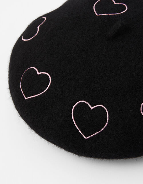 Sofia Heart Beret, , large