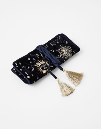 Starry Jewellery Roll, , large