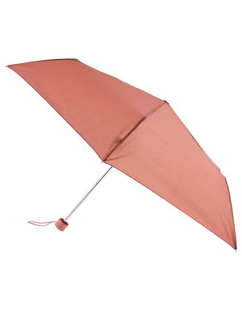 Colour-Block Umbrella, Pink (PINK), large