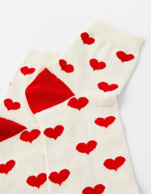 Heart Socks, , large