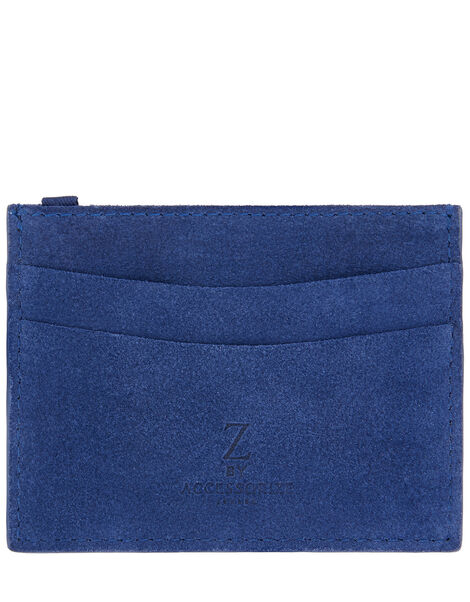 Suede Card Holder, , large