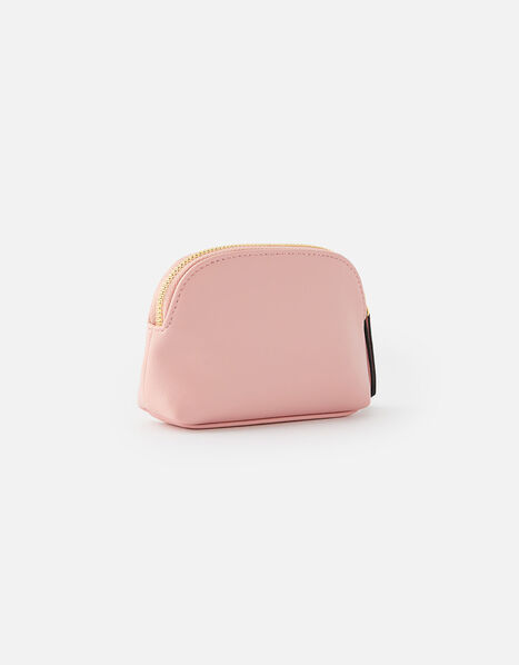 Zip Pouch Bag Pink, Pink (PINK), large