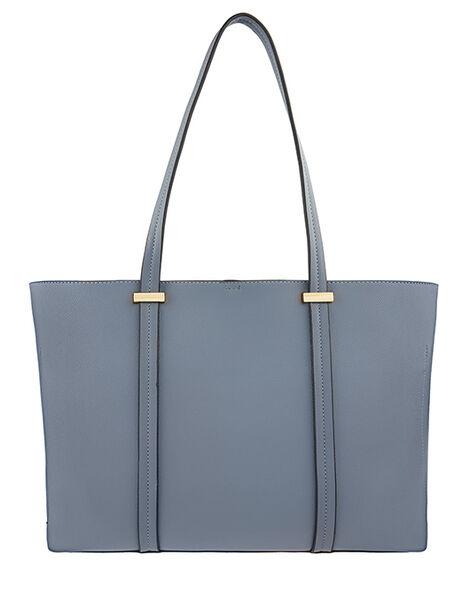 Ali Tote Bag Blue, Blue (BLUE), large