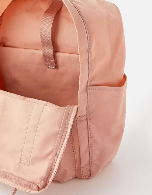 Frida Canvas Backpack , Pink (PINK), large