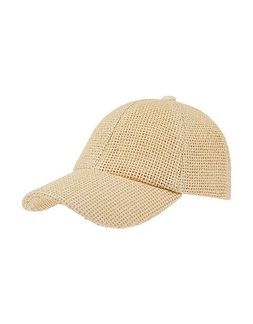 Natural Baseball Cap, , large