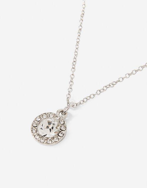 Rachel Sparkle Pendant Necklace, , large