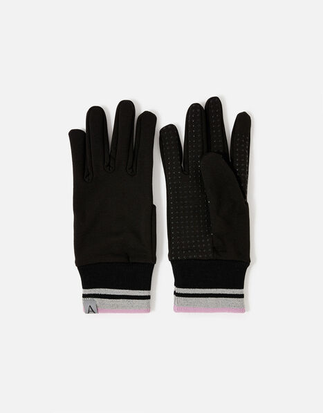 Active Gloves with Recycled Polyester Pink, Pink (PINK), large