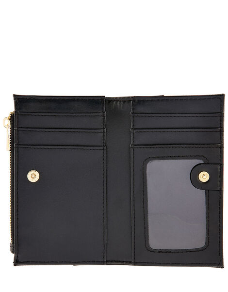 Katy Slimline Wallet Black, Black (BLACK), large