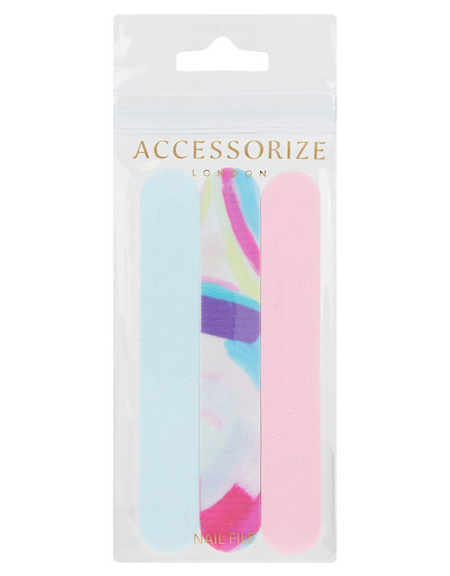 Nail File Set, , large