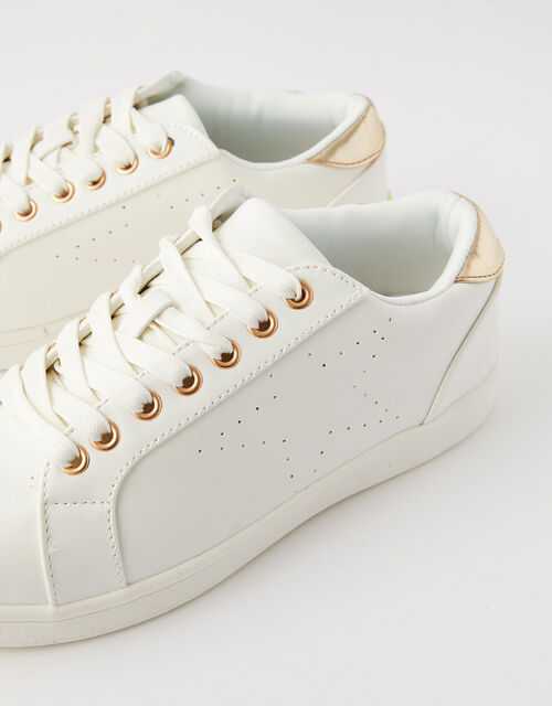 Star Trainers , White (WHITE), large