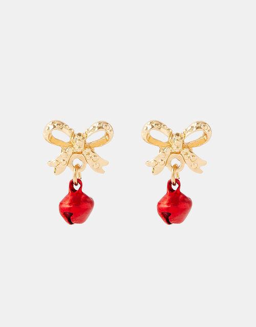 Christmas Bauble Short Drop Earrings, , large