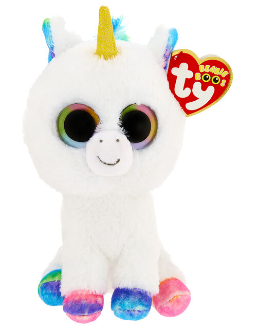 Ty Beanie Boo Pixie The Unicorn, , large