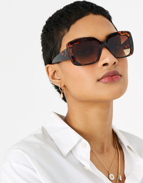 Jessica Rectangle Sunglasses , , large