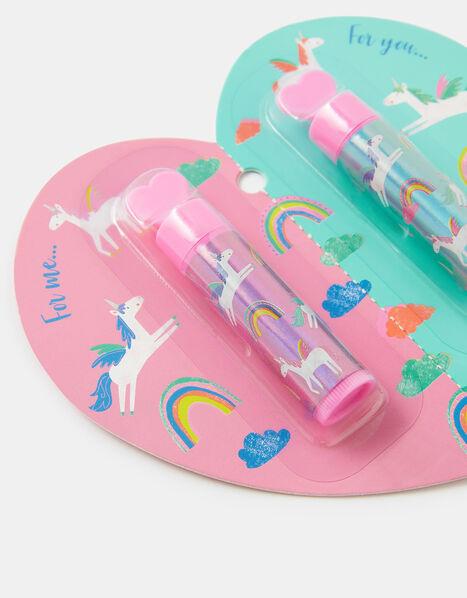 Unicorn BFF Lip Balm Set, , large