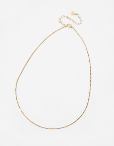 Box Chain Necklace , , large