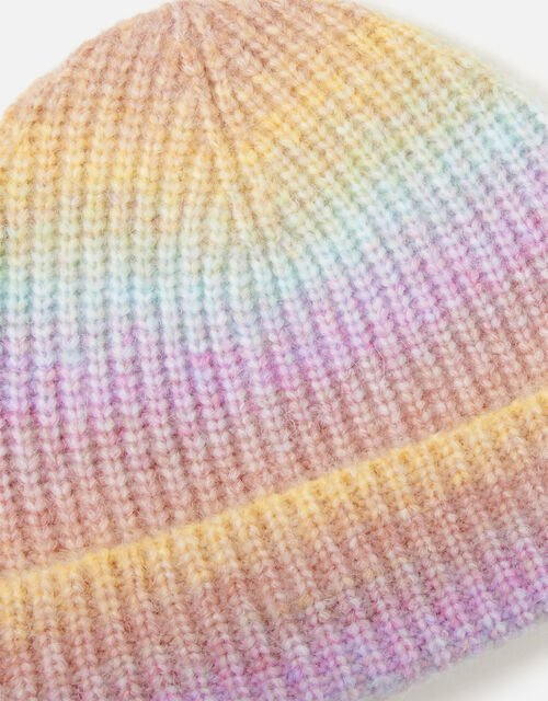 Ombre Space Dye Beanie, , large