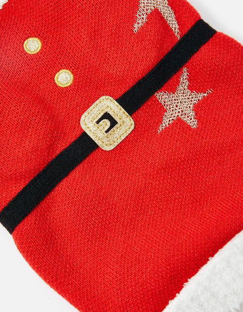 Santa Dog Jumper, Red (RED), large