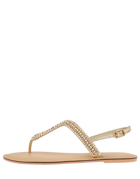 Seychelles Pearly Beaded Sandals Cream, Cream (PEARL), large