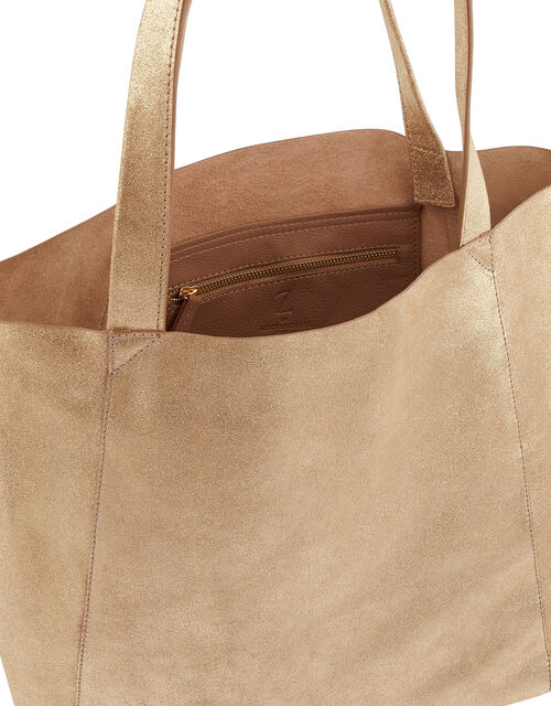 Blair Leather Shopper Bag, , large