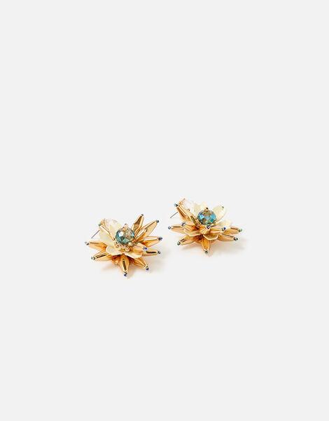 Meadow Muse Statement Stud Earrings, , large