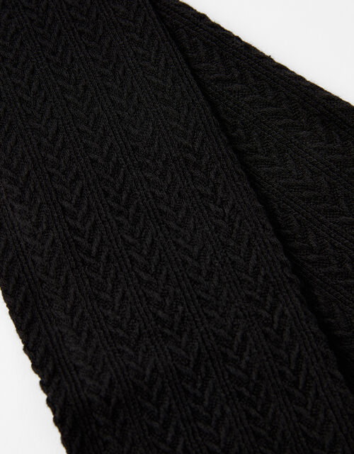 Cable Knit Tights, , large