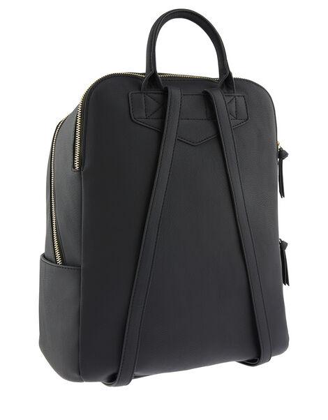 Judy Vegan Backpack Black, Black (BLACK), large