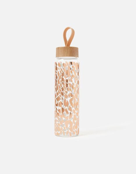 Leopard Print Water Bottle, , large