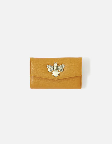 Britney Bee Wallet Yellow, Yellow (OCHRE), large