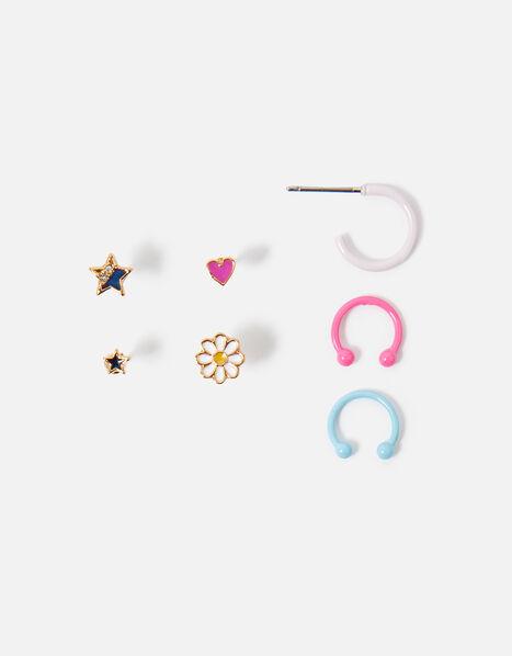 Colour Pop Earring Set, , large