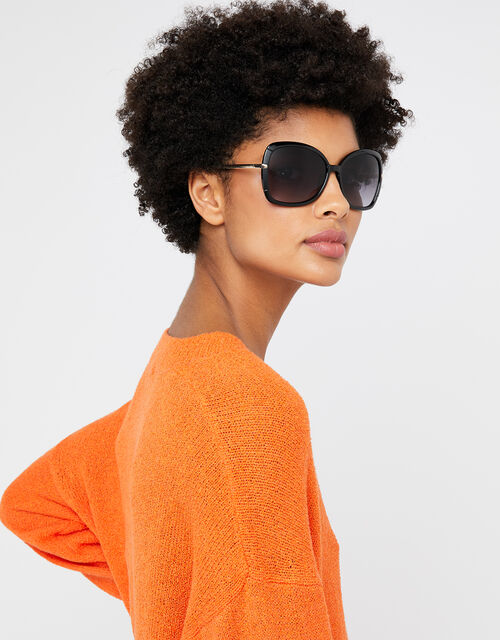 Sophie Oversized Square Sunglasses, , large