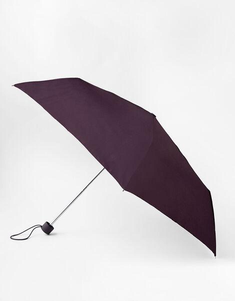 Plain Umbrella Purple, Purple (PURPLE), large