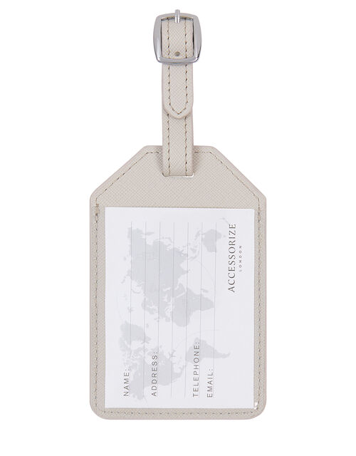 Aeroplane Luggage Tag, , large